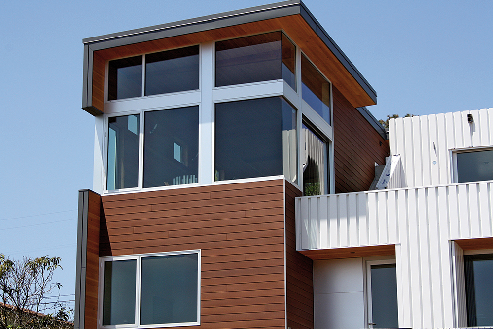 The Benefits Of Composite Siding