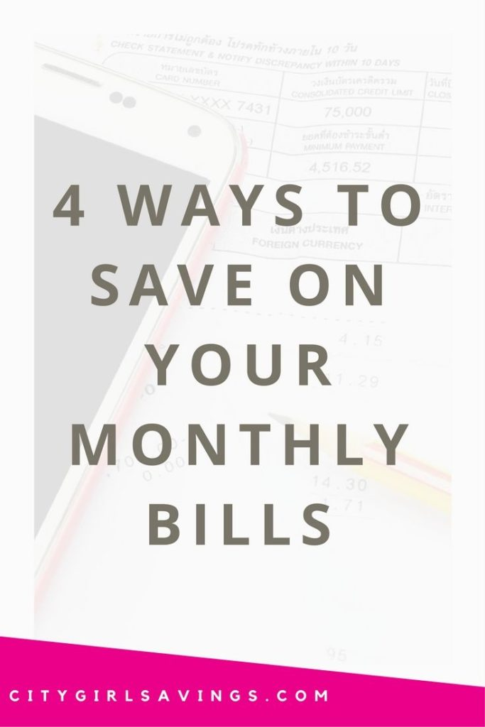 Which Monthly Bills To Cut Back On, And Which You Shouldn't