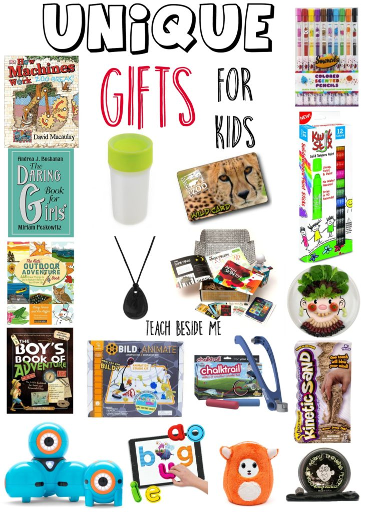Five Fun Gifts For Children