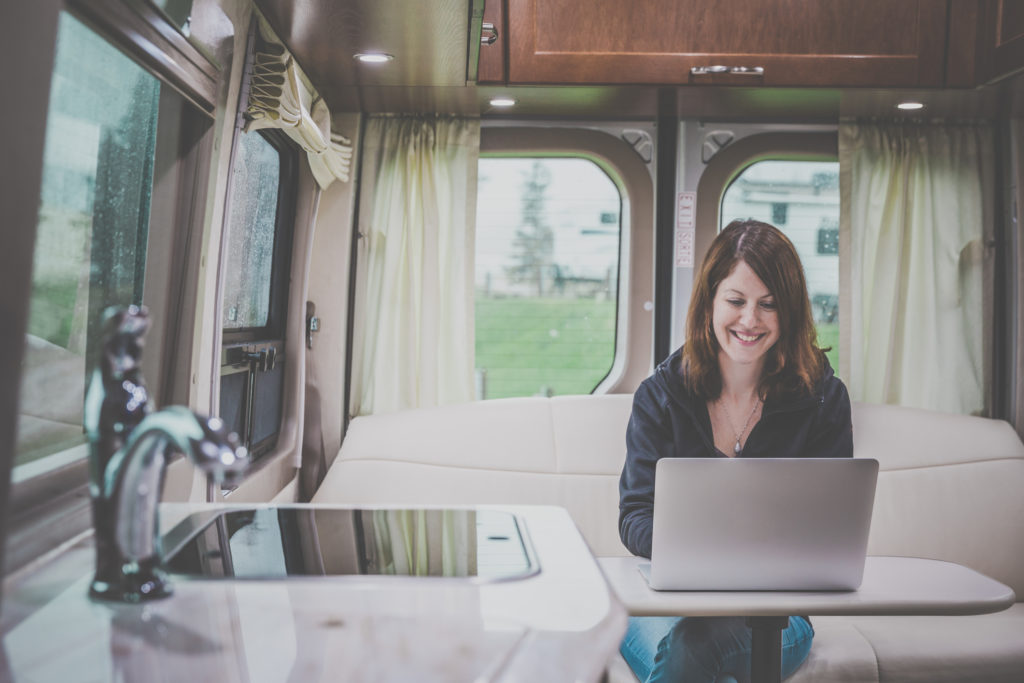 Top Business Marketing Strategies While Working From An RV
