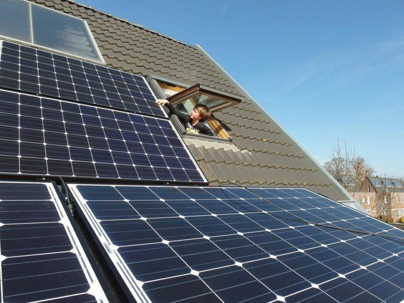 Solar Panels, Energy, Durable, Electricity, Flow, Light