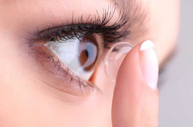 Why you should wear contact lenses
