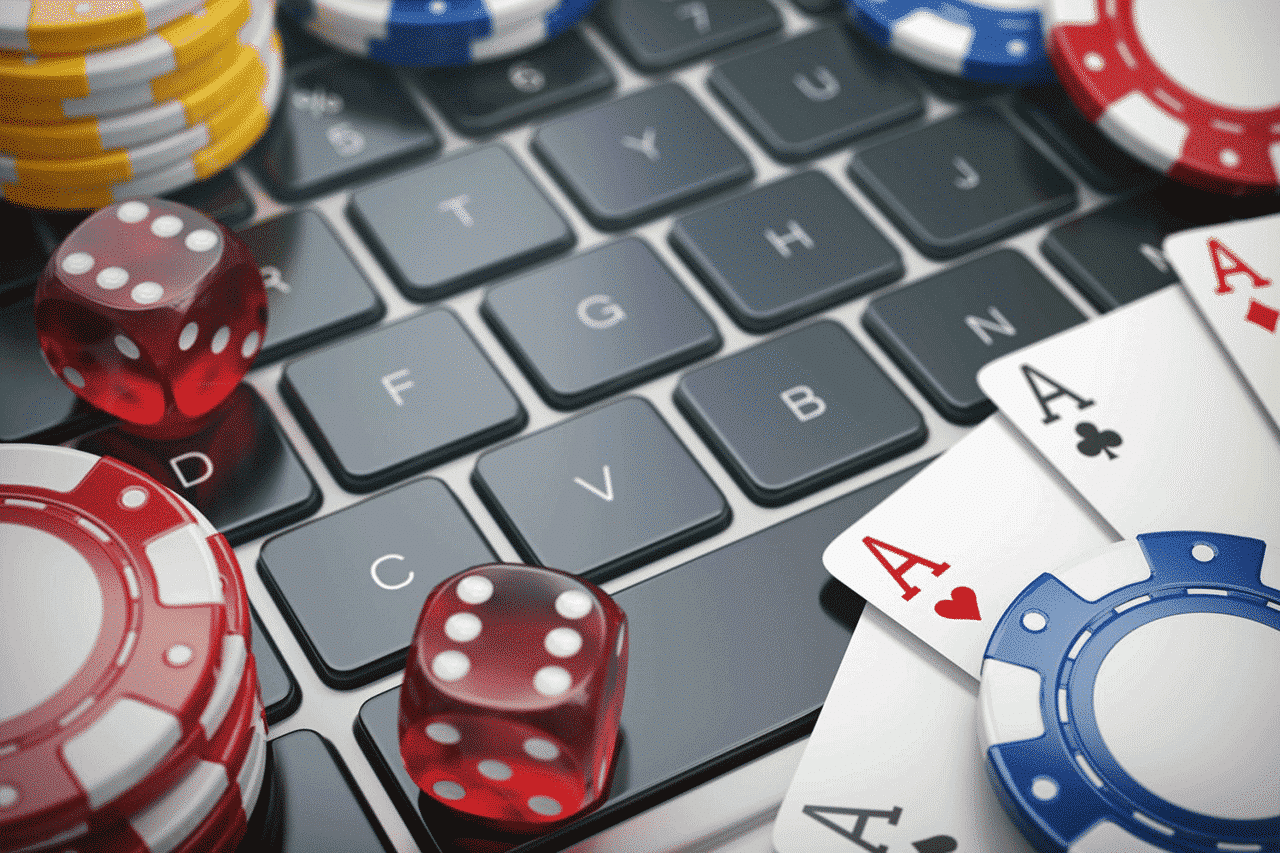 How has the evolution of technology impacted the online casino sector?